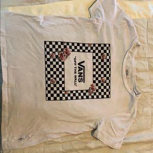 Vans Boy/Girl shirt